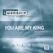 You Are My King, Acc CD   -     By: Ross Parsley
