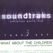 What About The Children, Accompaniment CD   -     By: Yolanda Adams