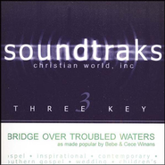 Bridge Over Troubled Waters, Accompaniment CD   -     By: Bebe Winans, Cece Winans