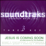 Jesus Is Coming Soon, Accompaniment CD   -     By: The Goodmans