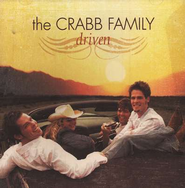 Driven CD   -     By: The Crabb Family