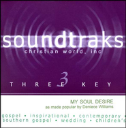 My Soul Desire, Accompaniment CD   -     By: Deniece Williams