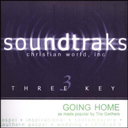 Going Home, Accompaniment CD   -     By: The Gaithers