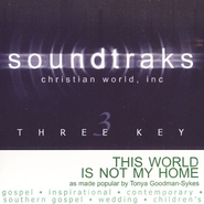 This World is Not My Home, Acc CD   -     By: Tanya Goodman-Sykes
