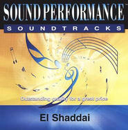 El Shaddai, Acc CD   -     By: Amy Grant