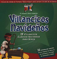 Villancicos Navidenos/Christmas Carols, Compact Disc [CD], Spanish Edition  -     By: Cedarmont Ninos