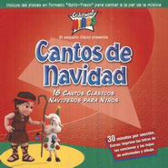 Cantos de Navidad  (Christmas Favorites), CD  -     By: Cedarmont Ninos
