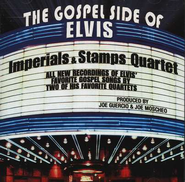 The Gospel Side Of Elvis CD   -     By: The Imperials, The Stamps Quartet
