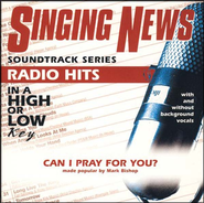 Can I Pray For You? Accompaniment CD   -     By: Mark Bishop