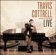 Jesus Saves Live CD   -     By: Travis Cottrell