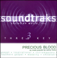 Precious Blood, Accompaniment CD   -     By: Lanny Wolfe