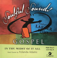In The Midst Of It All, Accompaniment CD   -     By: Yolanda Adams