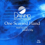 One Scarred Hand, Accompaniment CD   -     By: Gold City