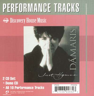 Just Hymns, CD Trax   -     By: Damaris Carbaugh