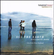 All The Earth CD   -     By: Parachute Band