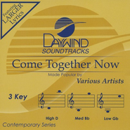 Come Together Now, Accompaniment CD   -