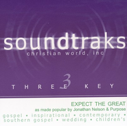 Expect The Great, Accompaniment CD   -     By: Jonathan Nelson & Purpose