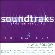 I Will Follow, Acc CD   -     By: Chris Tomlin
