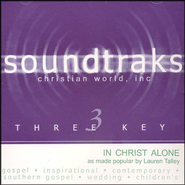 In Christ Alone, Acc CD   -     By: Lauren Talley