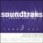 God So Loves Me, ACC Compact Disc   -     By: Greater Vision