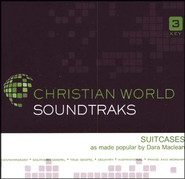 Suitcases, Accompaniment CD   -     By: Dara Maclean
