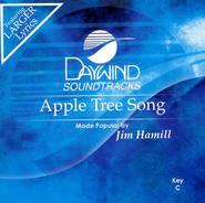 The Apple Tree Song, Accompaniment CD     -     By: Jim Hamill
