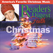Reader's Digest Faith Series: Christmas, Compact Disc [CD]   -