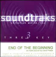 End of the Beginning, Acc CD   -     By: David Phelps