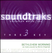 Bethlehem Morning, Accompaniment CD   -     By: Morris Chapman