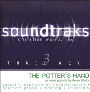 The Potter's Hand, Accompaniment CD   -     By: Helen Baylor