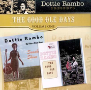 The Good Ole Days, Volume 1 CD   -     By: Dottie Rambo, The Singing Rambos