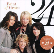 24 (Re-release) CD   -     By: Point of Grace