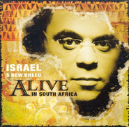 Alive In South Africa, 2 CDs   -     By: Israel & New Breed