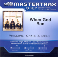When God Ran (Key-Db-Premiere Performance Plus)  [Music Download] -     By: Phillips Craig & Dean