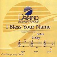 Bless Your Name, Acc CD   -     By: Selah