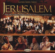 Jerusalem CD   -     By: Bill Gaither, Gloria Gaither, Homecoming Friends