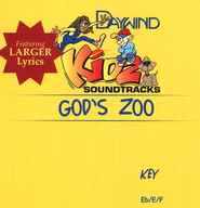 God's Zoo, Accompaniment CD   -     By: Amber Thompson