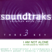 I Am Not Alone, Acc CD   -     By: Natalie Grant