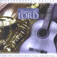 Instrumental Praise: Great Is The Lord, Compact Disc [CD]   -