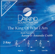 The King of Who I Am, Acc CD   -     By: Aaron Crabb, Amanda Crabb