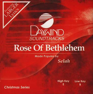 Rose of Bethlehem, Accompaniment CD   -     By: Selah