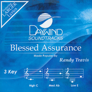 Blessed Assurance   -     By: Randy Travis