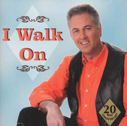 I Walk On, Compact Disc [CD]   -     By: Carroll Roberson