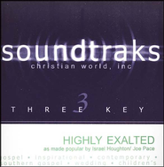 Highly Exalted, Accompaniment CD   -     By: Israel Houghton
