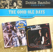 The Good Ole Days, Volume 8 CD   -     By: Dottie Rambo, The Singing Rambos