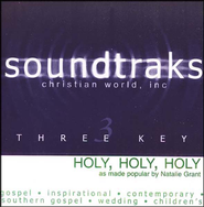Holy Holy Holy, Accompaniment CD   -     By: Natalie Grant