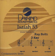 Isaiah 53, Accompaniment CD   -     By: Ray Boltz