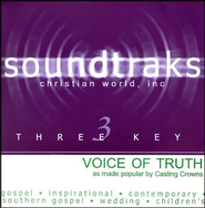 Voice Of Truth, Accompaniment CD   -     By: Casting Crowns
