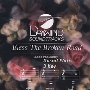 Bless the Broken Road, Acc CD   -     By: Rascal Flatts