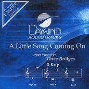 A Little Song Coming On, Accompaniment CD   -     By: Three Bridges